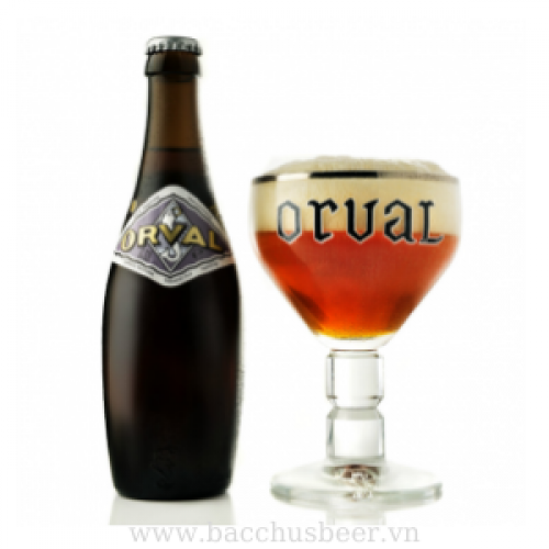 Bia Thầy Tu Orval